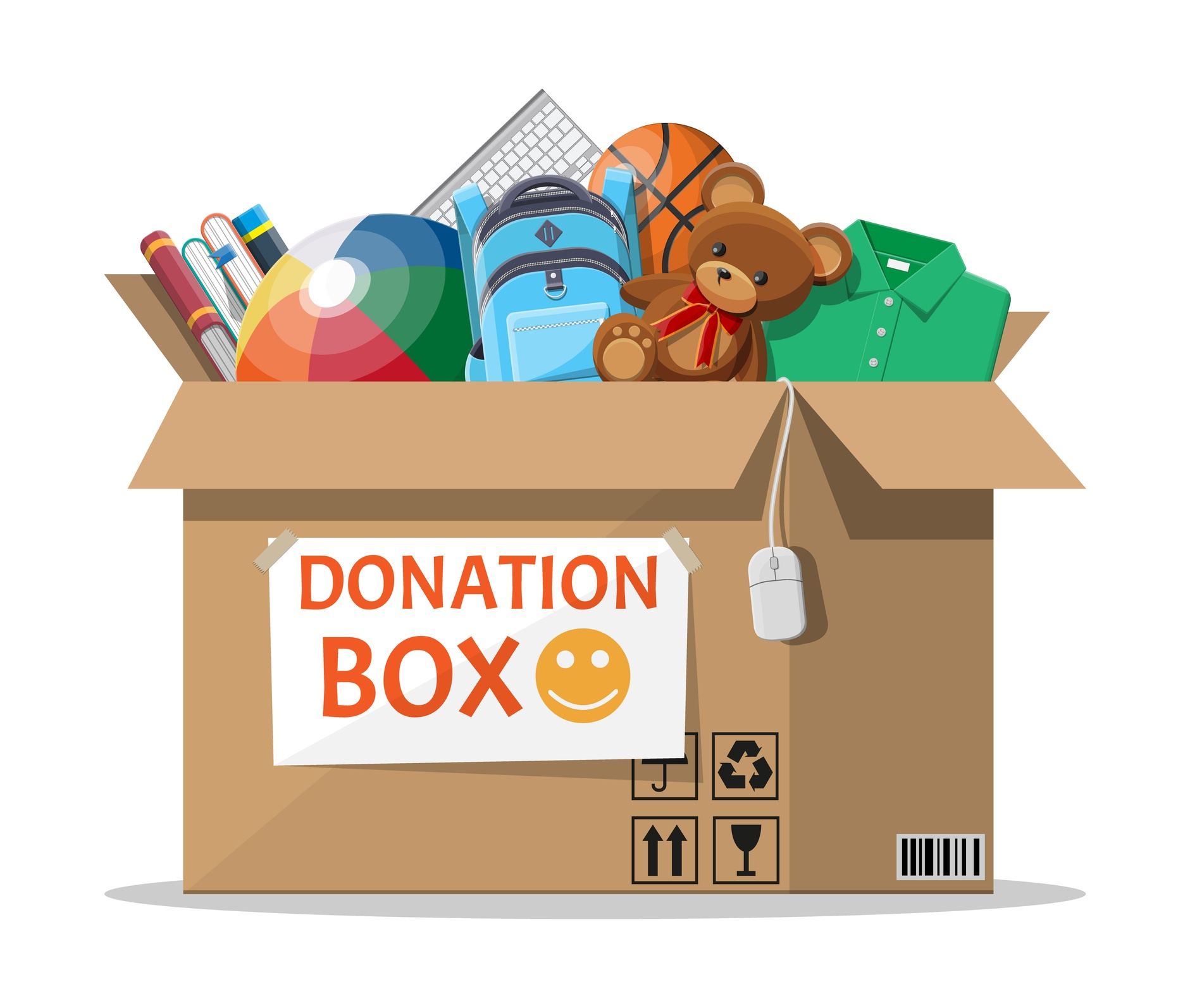 BMc Azurri's Top Tips To Help Charities Make Most of Unwanted Items