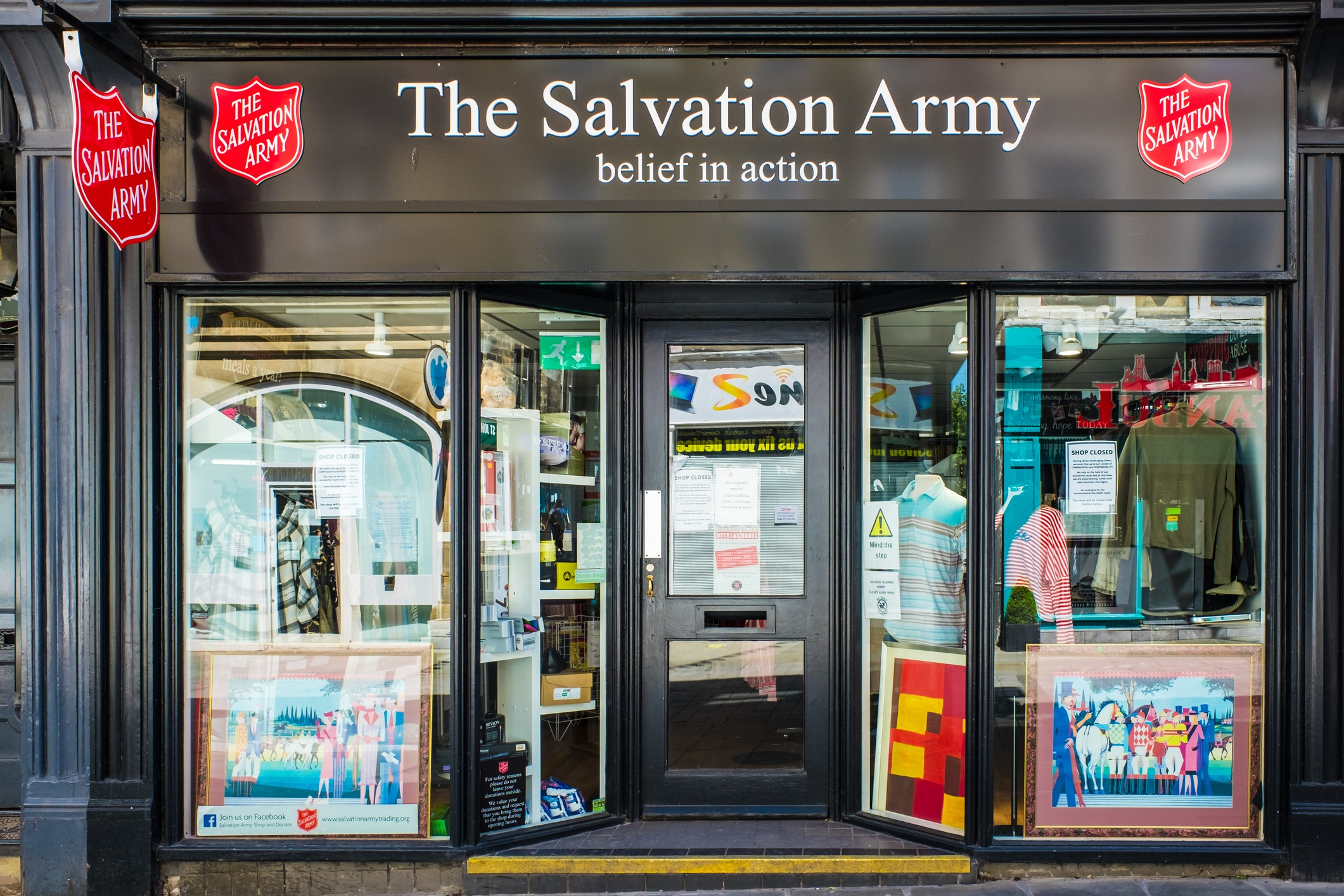 Gift Aid Solution raises £750,000 in additional revenue for The Salvation Army